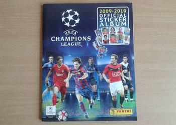 Naklejki Panini - UEFA Champions League 2009/2010
