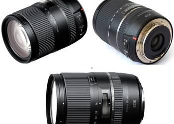 Tamron 16-300mm f/3.5-6.3 Di II VC PZD Canon,Gwarancja 24