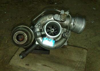Turbosprężarka 1,9 TD vw golf III,vento,passat,audi