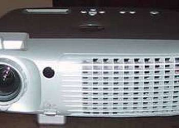 Sprawny świetny nowoczesny markowy projektor DELL 4100MP VGA