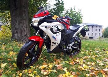 Junak 903 Race 80cc Motorower Garażowany