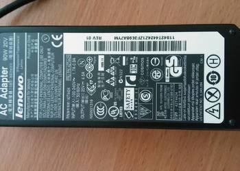 Zasilacz Lenovo oryginalny 90 W  20 V