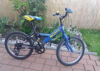 rower Scott koła 20'