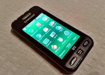 Lekko Uszkodzony Samsung Avila GPS (GT-S5230G) - DZIAŁA!
