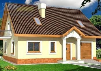 dom wolnostojący do sprzedaży 118m2 Klebark Wielki