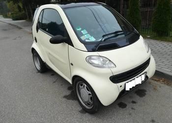 Smart Fortwo 600 cm3 Turbo /opłacony/SUPER STAN !
