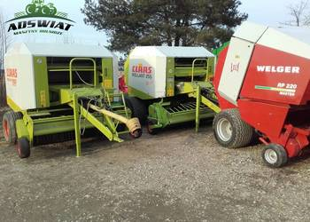 Claas rollant 255 rc 254 250