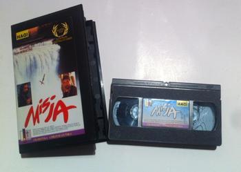 Film MISJS - kaseta VHS HiFi