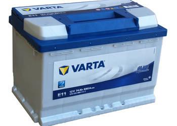 Akumulator VARTA BLUE E11 74Ah/680A