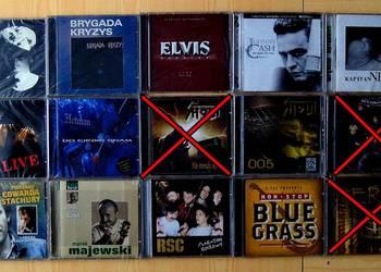 Sprzedam płyty CD.Rock, pop, disco - polo, biesiada