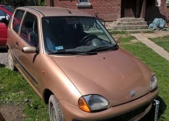 Fiat Seicento na części