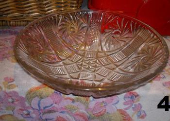 Kryształ kryształy misa misy