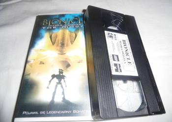 film  Bionicle'' kaseta VHS na Video