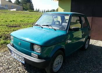 Fiat 126p Mozliwa zamiana na Jetta A2