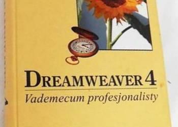 DREAMWEAVER 4 VADEMECUM PROFESJONALISTY