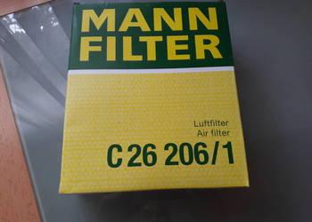 Filtr powietrza MANN C26 206/1
