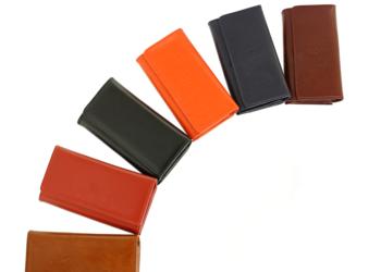 Skórzany portfel damski 6 kolorów skóra POLSKI PRODUCENT