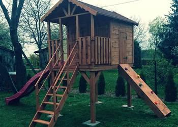 Domek dla dzieci / Plac zabaw