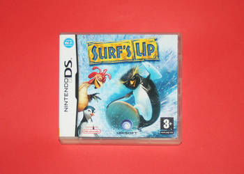 Surf's Up (Na Fali) (Nintendo DS | NDS)