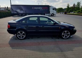Audi a4 * Niemcy * opłacony * skóra * drewno * klima