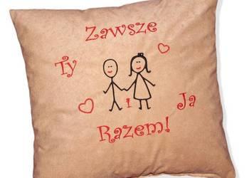 Prezent Poduszka na Walentynki Dzień Chłopaka dla Dziewczyny