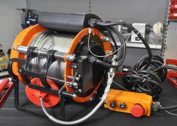 Elektryczna wciągarka 30m ESW 800 NEL TECH