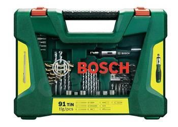 Zestaw wierteł Bosch V-Line 91 szt/budowa/warsztat