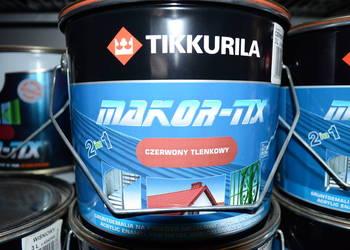 TIKKURILA MAKOR-TIX farba na dach / 8 kolorów