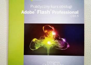 Praktyczny kurs obsługi Adobe Flash Professional na płycie