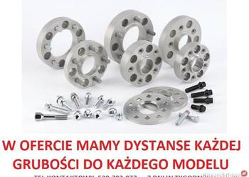 DYSTANSE do kół Mercedes ML G-klasa W163 W164 W460 nowe!!