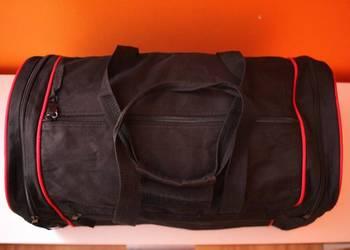 Torba czarna Wizzair Ryanair podręczna walizka miękka bagażó