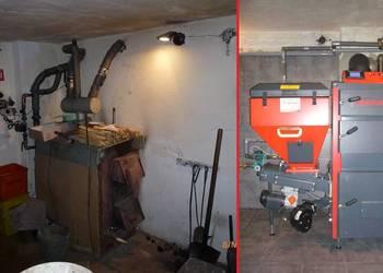 hydraulik, instalator, wymiana kotłów