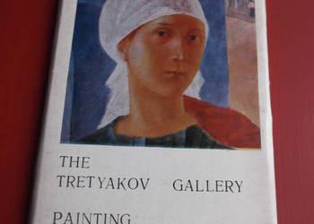 pocztówki galeria trietiakowska Moskwa sztuka