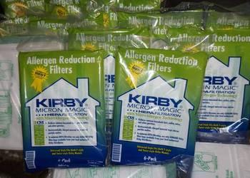 KIRBY Oryginalne worki Hepa Micro Allergen uniwersal.18szt.