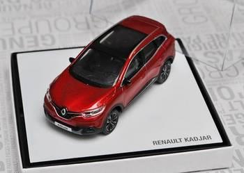 Renault Kadjar - model w skali 1/43 - czerwony  7711578441