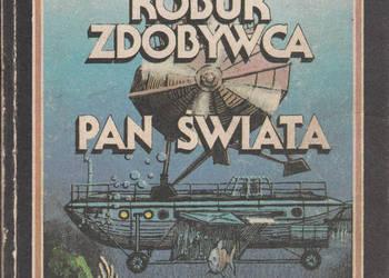 (01265) ROBUR ZDOBYWCA * PAN ŚWIATA – JULES VERNE