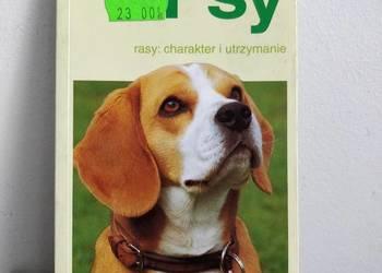 Książka - Psy – przewodnik.