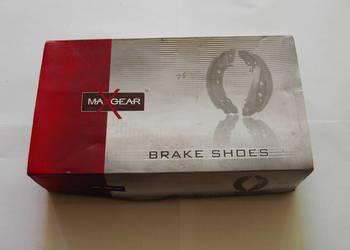 Szczęki hamulcowe tył MAXGEAR 19-0237 Opel Tigra Corsa Astra