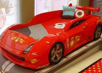 Łóżko samochód dla chłopaka jak Lamborghini!