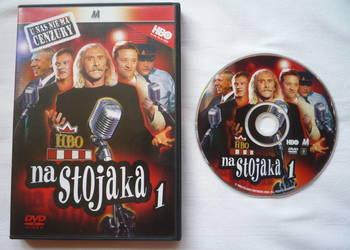 DVD Kabaret HBO na stojaka cz. 1 Kryszak, Górski, Grabowski,