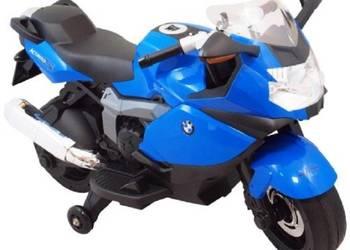 BMW motor pojazd skuter na akumulator licencja Warszawa