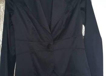 ŻAKIET czarny długi rękaw marynarka Grey Wolf, rozmiar L