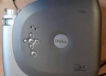 Projektor DELL 1200MP, projektor sprawny, działający, W-wa