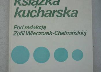 DIETETYCZNA KSIAZKA KUCHARSKA - Z. WIECZOREK-CHEŁMIŃSKA