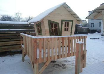 Domek dla dzieci plac zabaw na sprzedaż  Zgierz