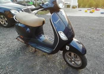 PIAGGIO VESPA LX50 2008.