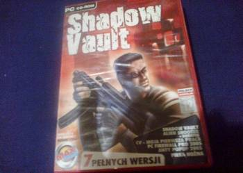 PC CD-ROM Shadow Vault