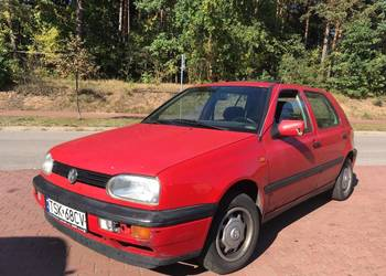 VW Golf 3 1.6 + LPG