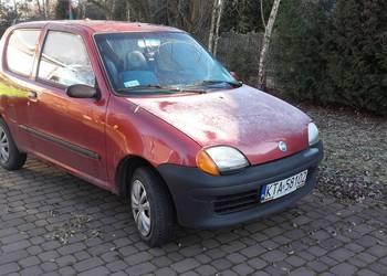Sprzedam Fiat Seicento 0.9