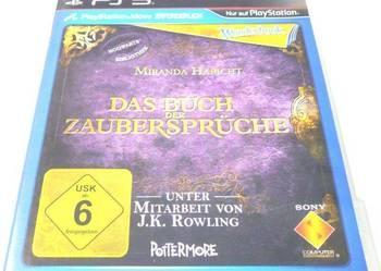 GRA NA PS3  WONDERBOOK:DAS  BUCH DER